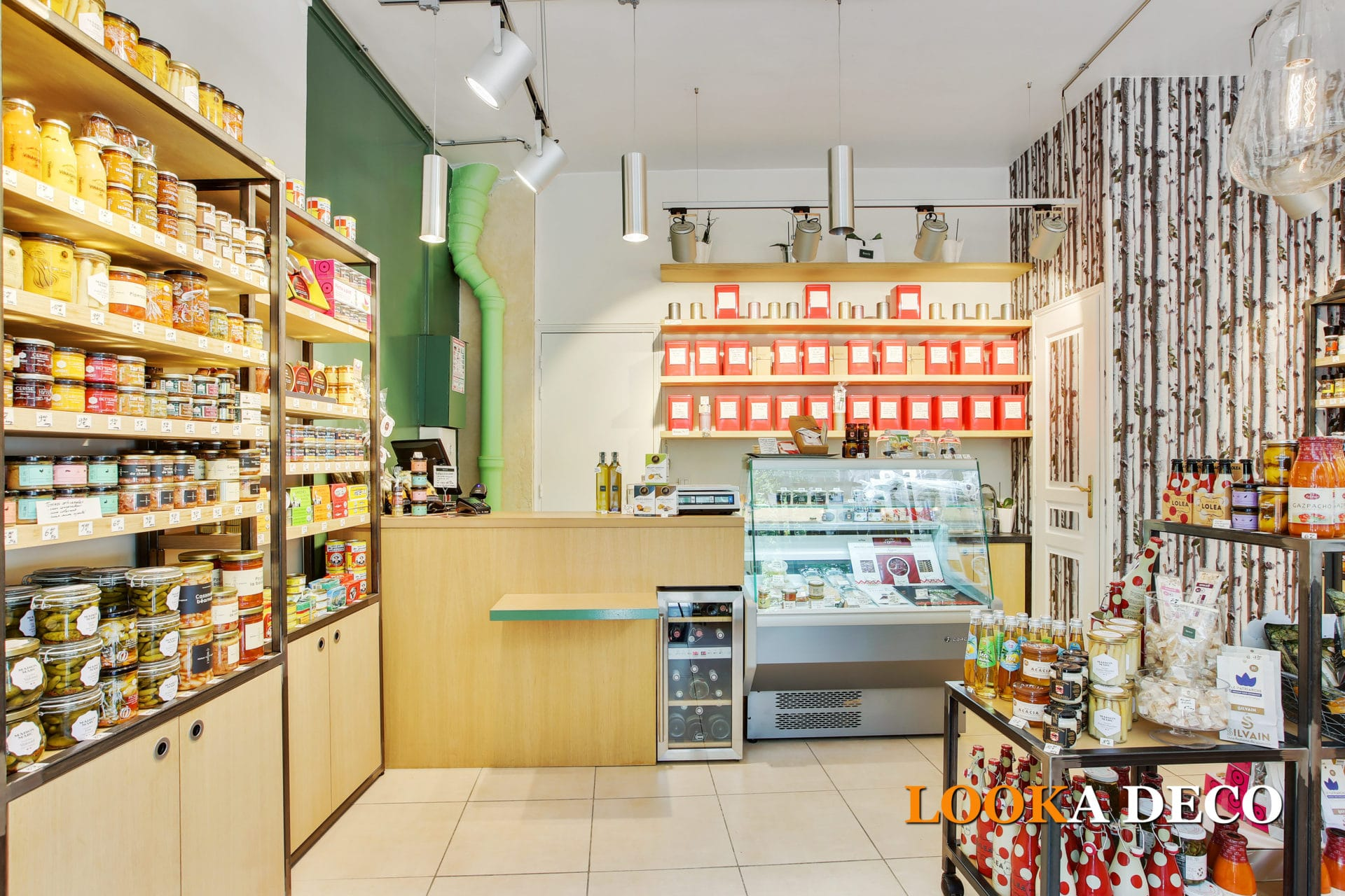 Concept store Epicerie fine de 25 m2 | Paris (75)