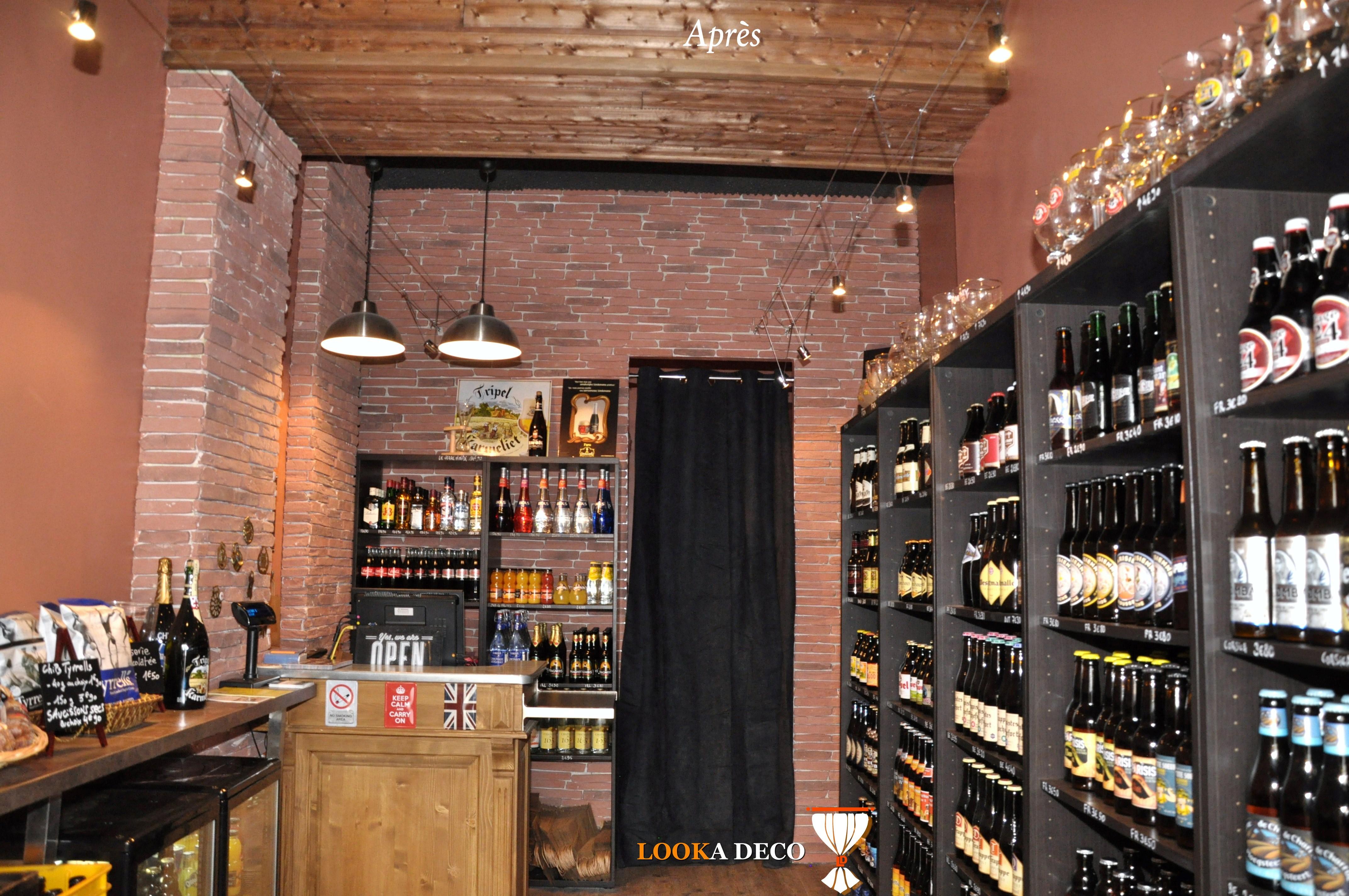 L'esprit et la philosophie d'une cave à bières  | Le Vésinet (78)
